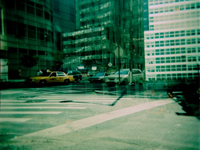 New York, Crossroad