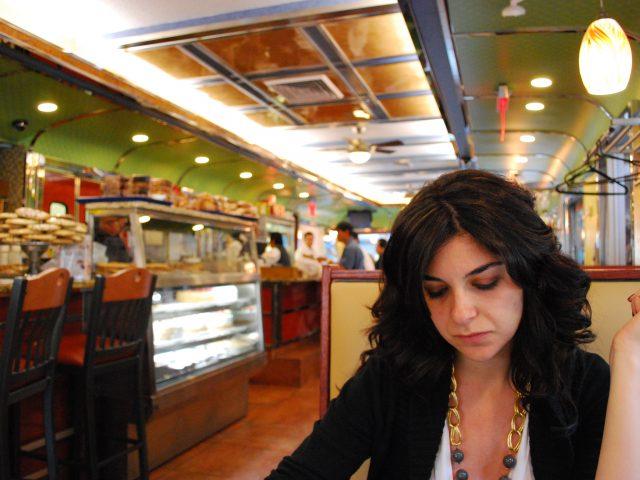 Francesca, New York